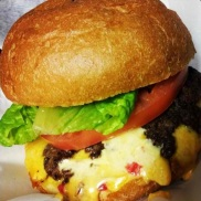 Pimento Cheeseburger