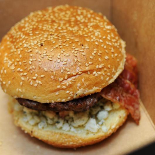Bleu Burger