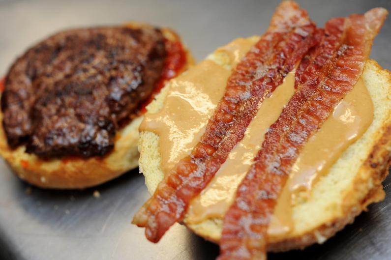 PBB&J Burger