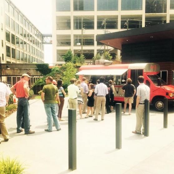 Bailey Park at 5th & Patterson every Thursday for lunch 11:30am-1:30pm
